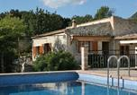 Location vacances Campanet - Cozy Holiday Home in Campanet with Private Pool-1