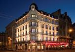 Hôtel Villeurbanne - Mercure Lyon Centre Brotteaux-1