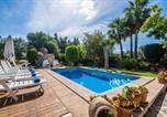 Location vacances Inca - Inca Villa Sleeps 8 Pool Air Con Wifi-1