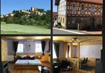 Location vacances Coburg - Fewo Altenstein - [#a44716]-1