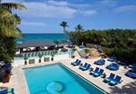 Hôtel Palm Beach Gardens - Jupiter Beach Resort & Spa-1