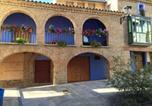 Location vacances Aragon - Casa rural Villahermosa-1