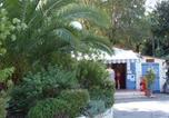 Camping Cagnes-sur-Mer - Camping Au Vallon Rouge-4