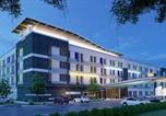 Hôtel Round Rock - Aloft Austin Round Rock-3