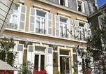 Hôtel Wimereux - Enclos de l'Evêché-2