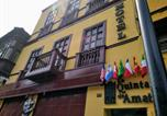 Hôtel Lima - La Quinta de Amat-1