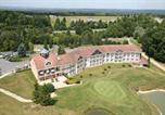 Hôtel Gouvieux - Golf Hotel de Mont Griffon