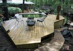 Location vacances Milford - Art Cabin in the Woods-4