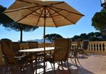 Location vacances Santa Cristina d'Aro - Bell-Lloch Villa Sleeps 8 Pool Wifi-4
