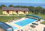 Hôtel Evian-les-Bains - Park & Suites Village Evian-Lugrin-1