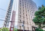 Hôtel Utsunomiya - Richmond Hotel Utsunomiya-ekimae Annex