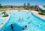 Camping avec Parc aquatique / toboggans Aude - Campéole La Côte des Roses-1