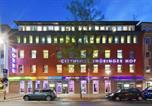 Hôtel Hannover - Cityhotel Thüringer Hof new Classic-2