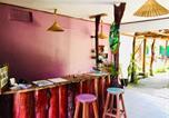 Hôtel Costa Rica - Cabinas Palmer Makanda-3