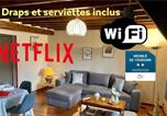 Location vacances Chartres - Appartement de la Breche 44 m2 wifi-1