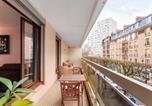 Location vacances  Hauts-de-Seine - Welkeys Apartment - Nélaton-3