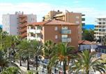 Location vacances  Province de Tarragone - Apartment Terecel Salou.15-1