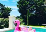 Hôtel 4 étoiles Saint-Rémy-de-Provence - La Mouréale Pool & Spa-1