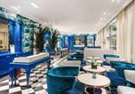 Hôtel 4 étoiles Nice - Villa Otero by Happyculture-1