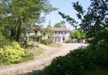 Hôtel Montfort-en-Chalosse - Chambres d'Hôtes Les Sables-1