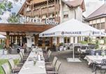 Hôtel Bad Ditzenbach - Gästehaus Becher-1