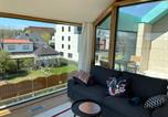 Location vacances  Luxembourg - Luxury Penthouse in Kirchberg, Terrace & Parking-3