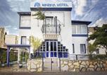 Hôtel Bodrum - Marina Hotel Bodrum-3