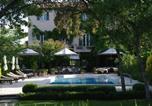 Hôtel 5 étoiles La Croix-Valmer - Mas De Chastelas