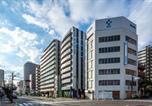Hôtel Kawasaki - Hotel Route-Inn Tokyo Kamata-3