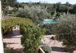 Location vacances Sainte-Cécile-les-Vignes - Villa in Serignan Du Comtat-4
