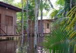 Hôtel Manaus - Amazon Seringal jungle Lodge-3