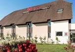 Hôtel Doubs - Ibis Besançon Marchaux-1