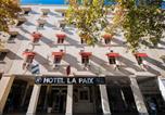 Hôtel Fès - Hotel De La Paix-2