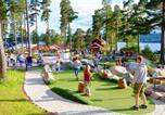 Camping Suède - Leksand Strand Camping och Resort-1