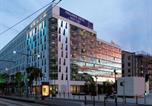 Hôtel 4 étoiles Marseille - Novotel Suites Marseille Centre Euromed
