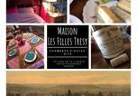 Hôtel Passenans - Maison Les Filles Tresy-1