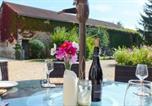 Location vacances Montmorillon - Nalliers Villa Sleeps 8 Pool Wifi-2