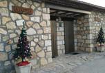 Location vacances Rillo de Gallo - El Boyal del Alto Tajo-4