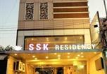 Hôtel Kanchipuram - Ssk Residency-1