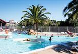 Camping avec Piscine Biarritz - Sea Green - Camping Erreka-2