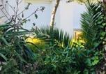 Location vacances Peille - Villa roquebrune cap martin 12 personnes-2
