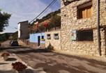 Location vacances Castielfabib - Casa Rural y Albergue Tormon-3