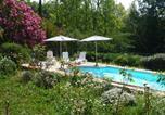 Location vacances Carlux - Maison de charme à 5 km de Sarlat avec piscine-4