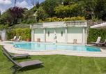 Location vacances Pigra - Argegno Villa Sleeps 13 Pool Wifi-1