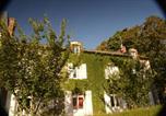 Hôtel Le Poinçonnet - Domaine de Treuillaud-2