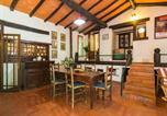 Location vacances Cutigliano - Heavenly Holiday Home in Migliorini - Pistoia with Terrace-1