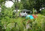 Camping avec Piscine Saint-Léger-de-Fougeret - Camping La Chevrette-4