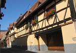 Hôtel Stotzheim - Chambre d'Hôtes Haensler-1