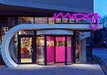 Hôtel Gare de l'aéroport de Francfort-sur-le-Main - Moxy Frankfurt Airport Kelsterbach-1