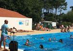 Camping avec Piscine Ondres - Camping La Civelle-1